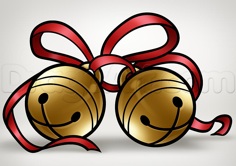 1170x827 how to draw jingle bells ho! ho! ho! christmas bells drawing