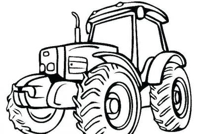 john deere tractor drawing | free download on clipartmag