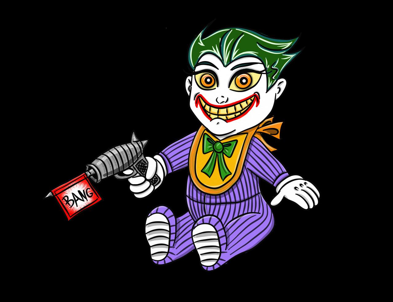 Joker Drawing Cartoon