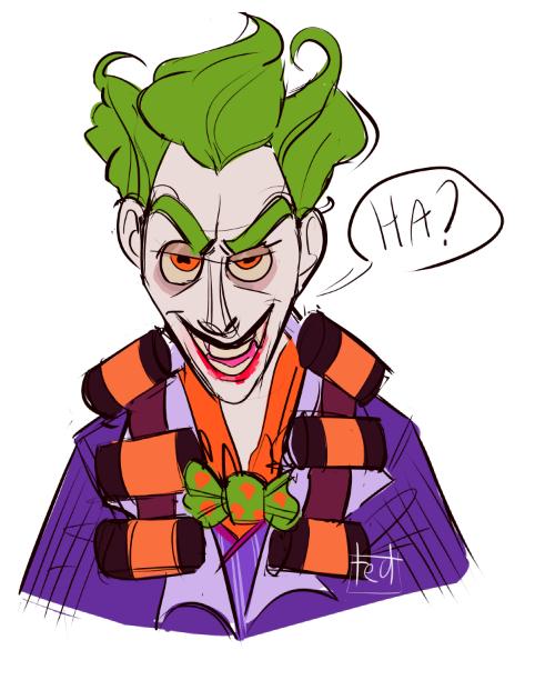 491x612 Ayyyce Im Not Dead Just Drawing Junkrat As The Joker
