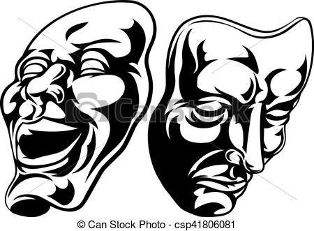 450x331 Collection Of Free Theatre Clipart Joker Mask Amusement Clipart