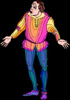 239x339 the merchant of venice romeo and juliet cartoon drawing cc0