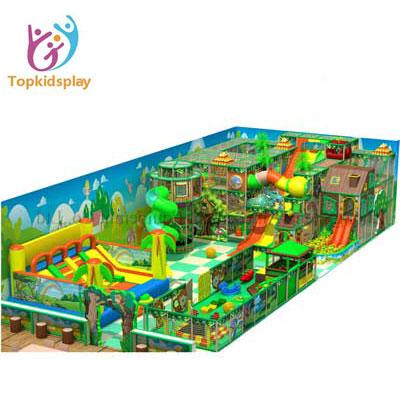 400x400 indoor jungle gym theme soft play area indoor playground equipment