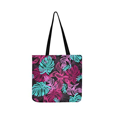 395x395 leaves drawing reason pattern colors jungle canvas