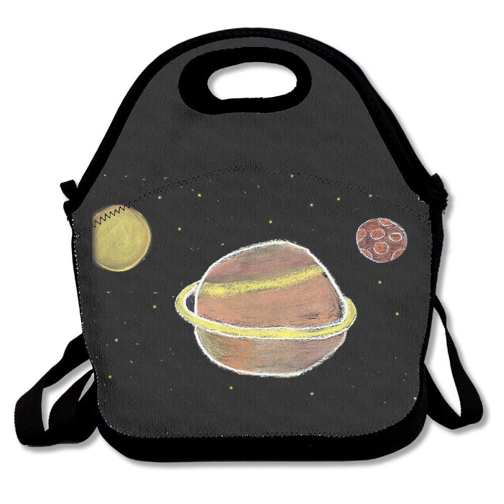 1000x1000 Simple Drawing Jupiter Planet Lunch Bag Lunch Tote