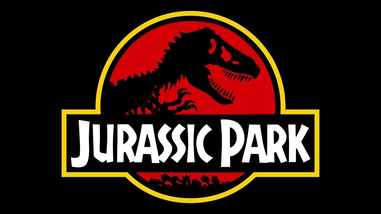 1280x720 How To Draw Jurassic Park Logo