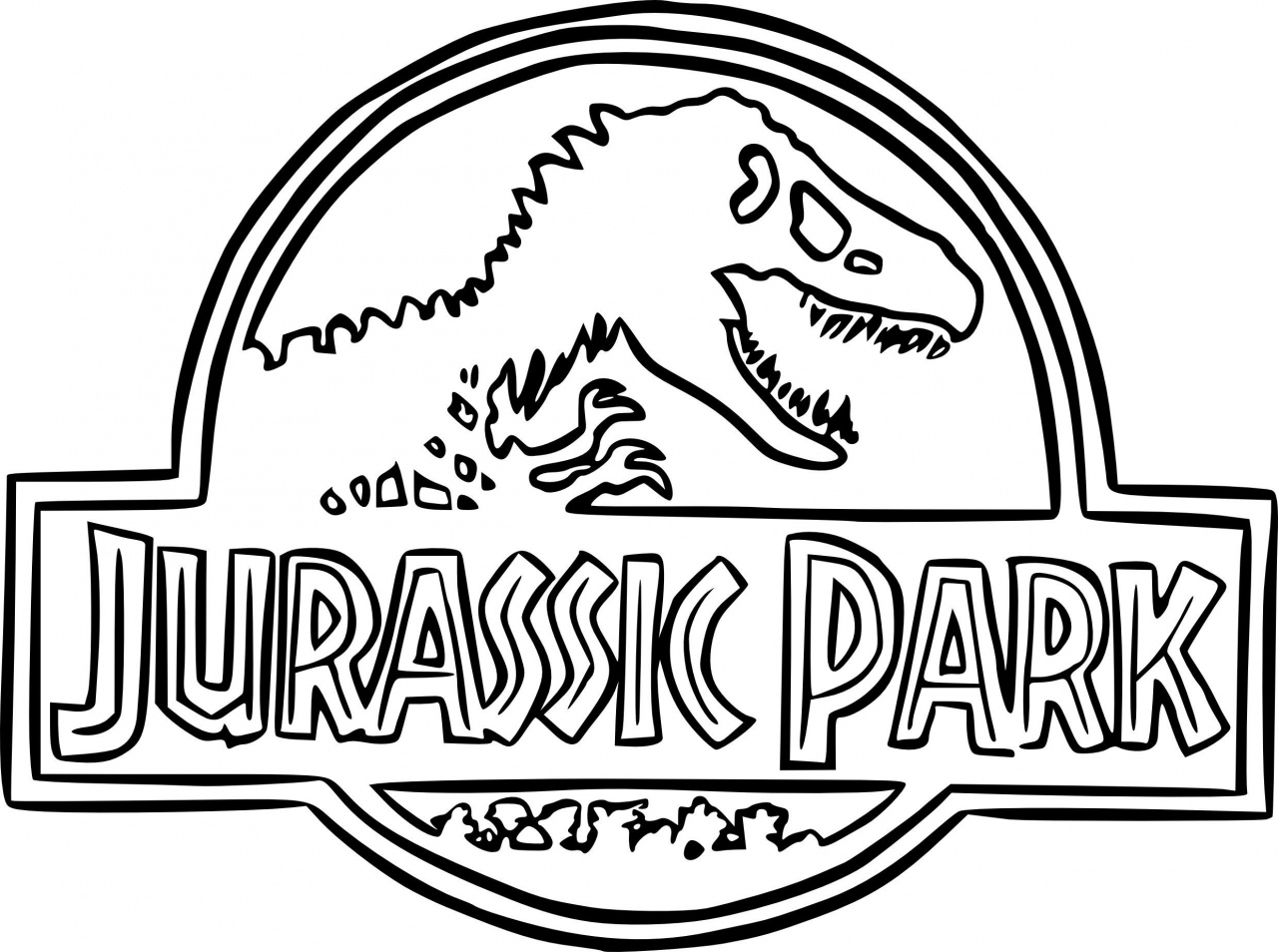 1280x954 Jurassic World Coloring Pages Jurassic Park Coloring Pages Fresh