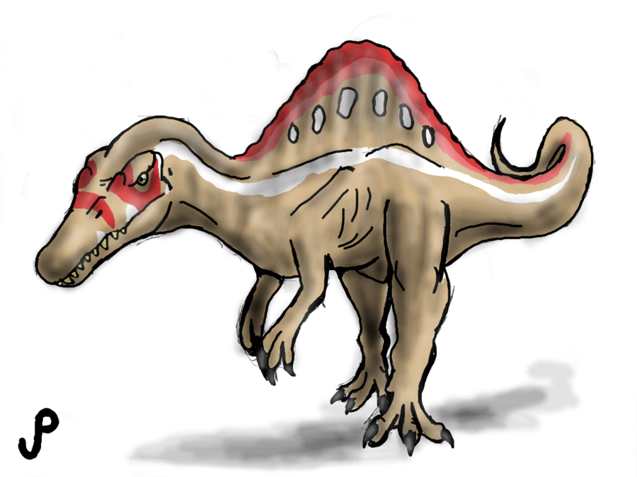 900x675 Drawing, Dinosaur, Illustration, Transparent Png Image Clipart