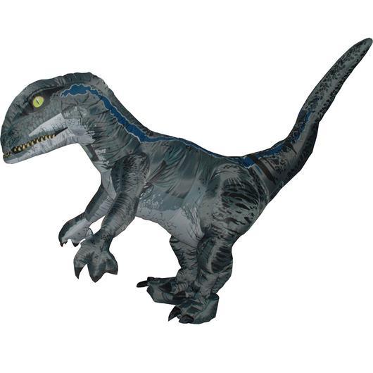 530x530 jurassic world park hot adult inflatable velociraptor costume hallow