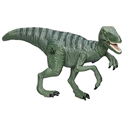 425x425 jurassic world velociraptor charlie figure toys games