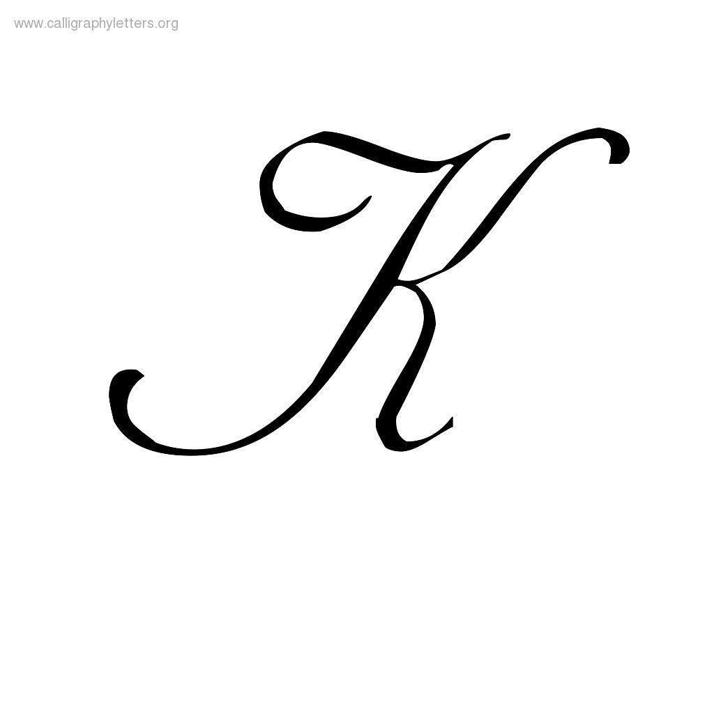 1024x1024 fancy letter k images fancy letter k fancy two letter monogram