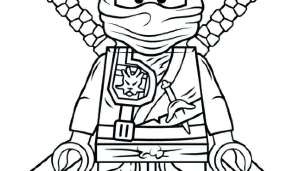 lego ninjago ausmalbilder kai