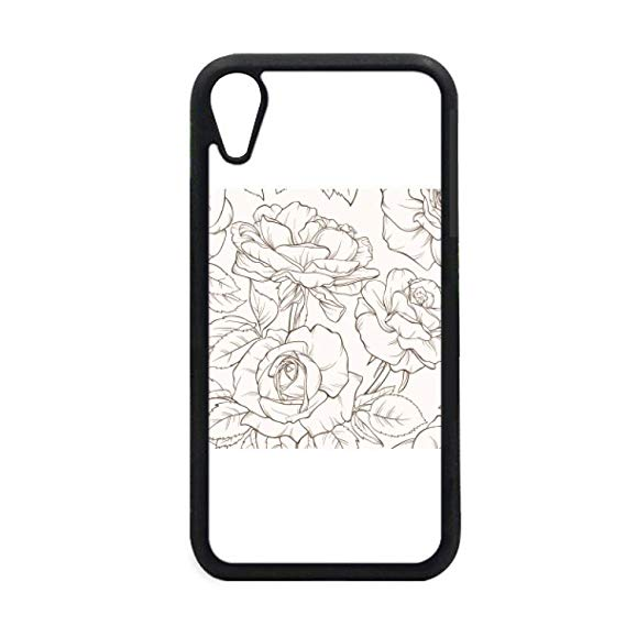 569x569 Line Drawing Drawing Art Plant Iphone Xr Iphonecase