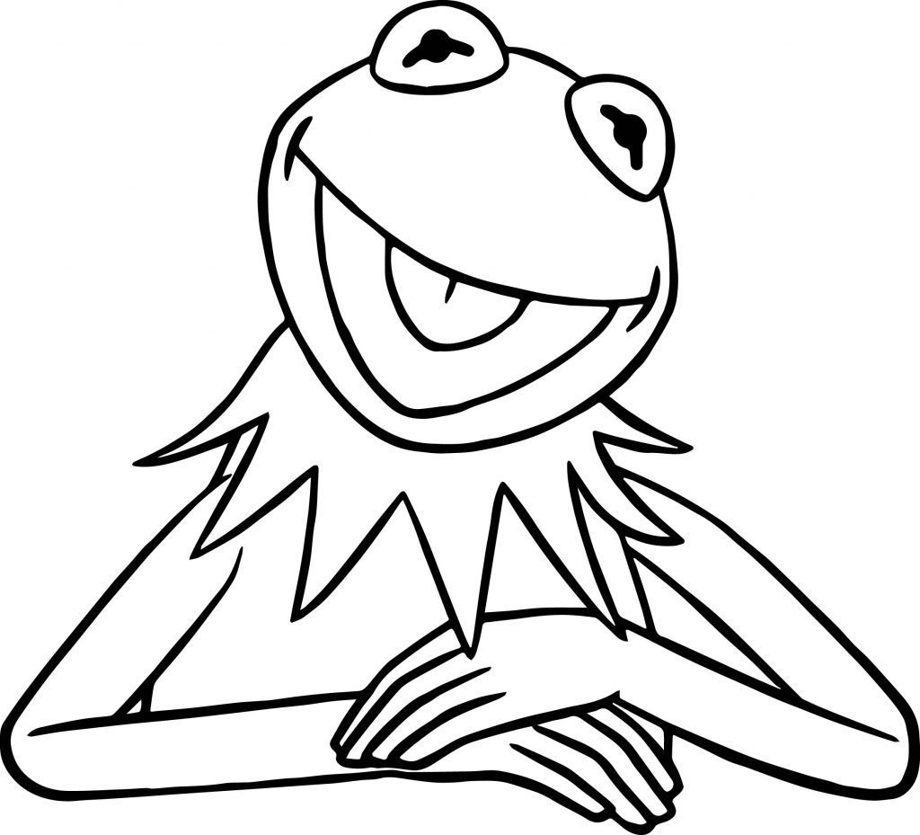 Kermit The Frog Drawing | Free download on ClipArtMag