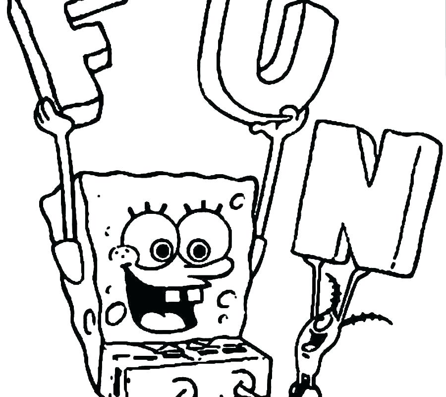 900x800 spongebob print spongebob printouts