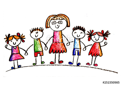 500x354 Kids Drawing Back To School Children Education, School