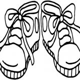 159x159 Kids Drawing Shoes Coloring