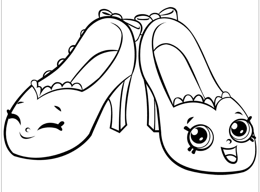 1037x768 Stunning Shoes Coloring Pages Lovely Wooden Shoe
