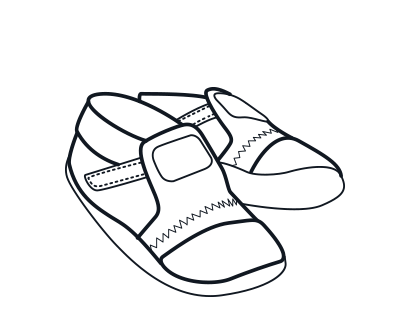 403x327 Baby Kids Shoe Sizes