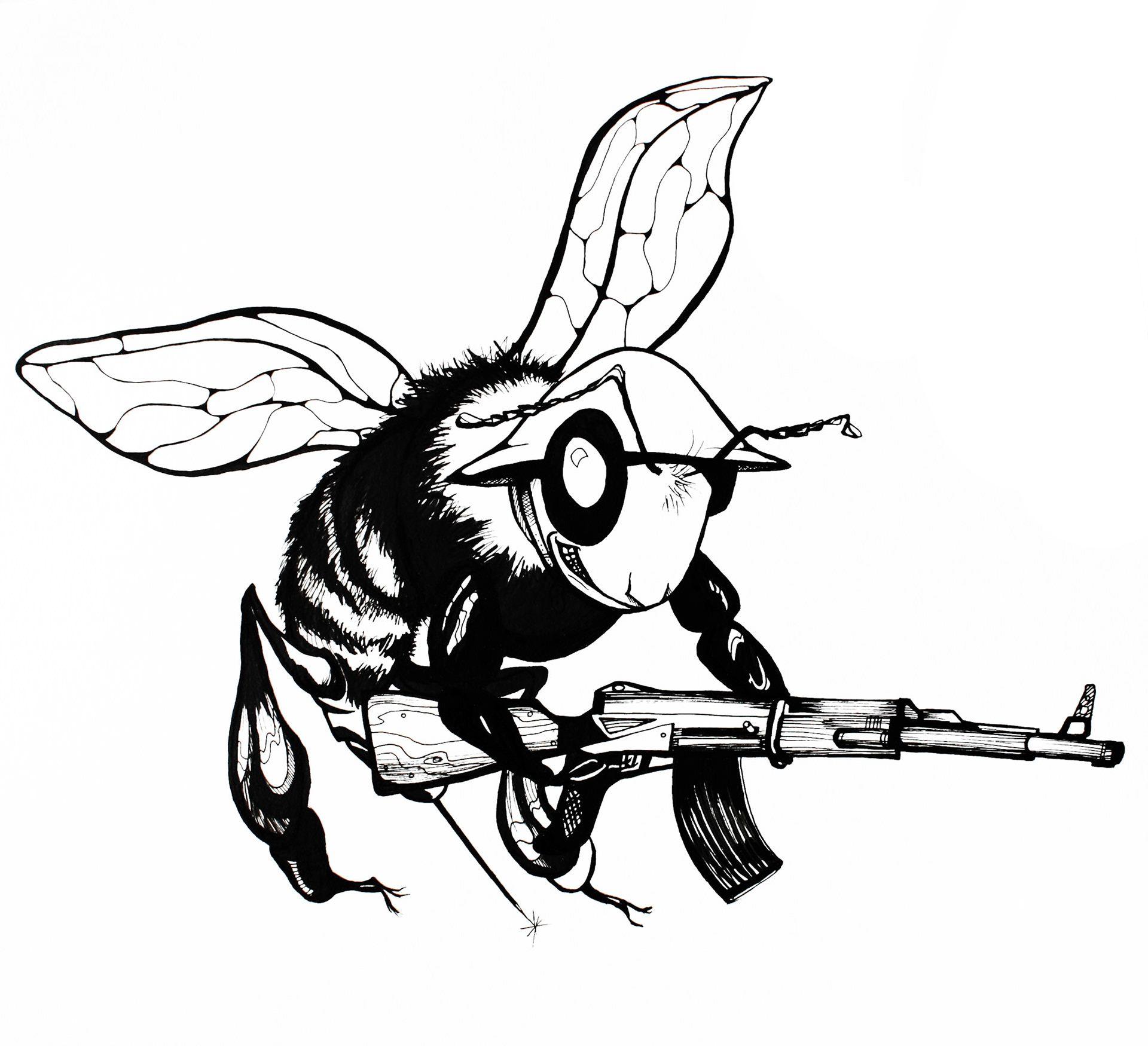 1920x1750 killer bee hannah complin