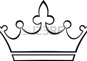 300x210 Queen Crown Drawing Easy Collection Of Easy Queen Crown