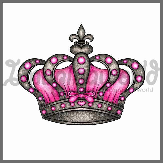 650x650 Queen Crown Sketch Wonderfully King And Queen Best Image