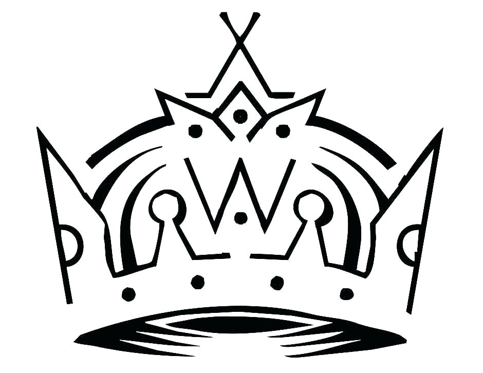 940x726 Crown Coloring King And Queen Templates Template Sheets For Boys