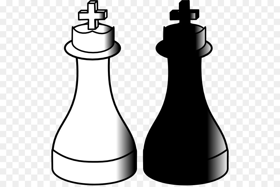 900x600 King And Queen Png Black And White Free King And Queen Black