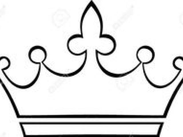 640x480 Queen Crown Drawing Free Download Clip Art