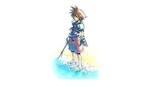 Kingdom Hearts Drawing