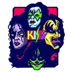 236x236 best kiss images in music, rock, kiss band