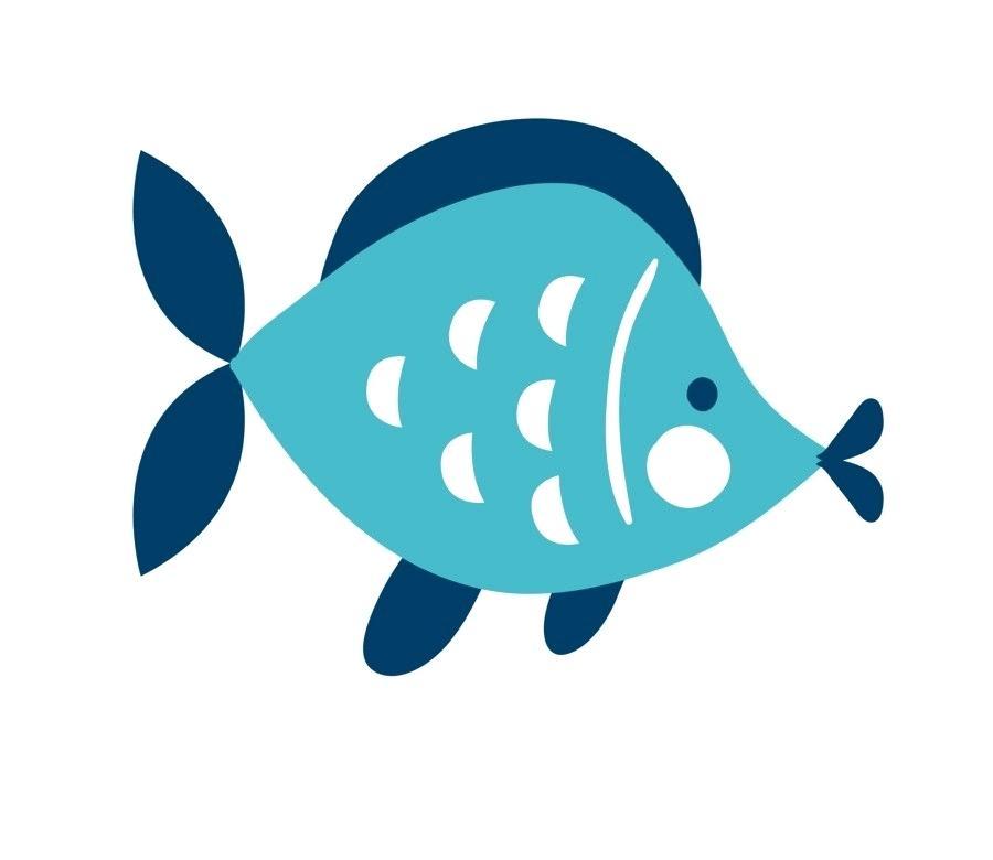 900x780 Fish Cartoon Drawing