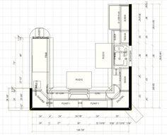 236x191 awesome kitchen floor plans images floors kitchen, kitchen