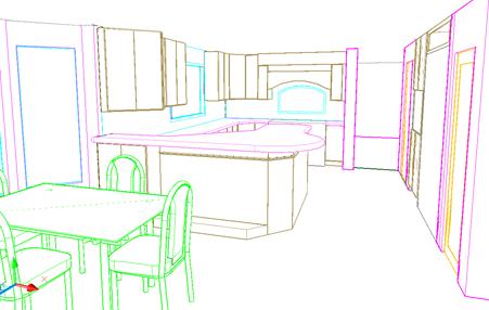 Kitchen Design Drawing Free Download Best Kitchen Design Drawing