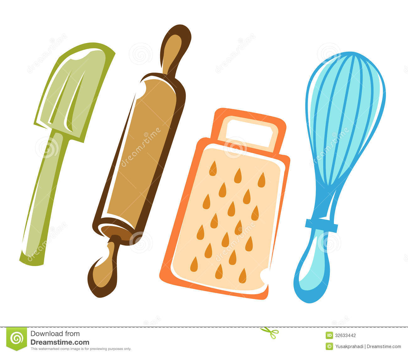 1300x1130 Clipart Of Kitchen Utensils Drawing A Pot Full Of Cooking Utensils