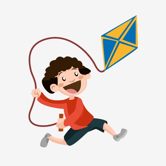 640x640 little boy flying kite element character,fly a kite,little, boy