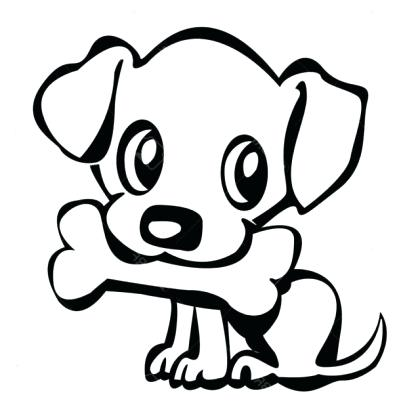 420x420 Easy To Draw Puppies A Drawing Dog Pictures And Cute Puppies Easy