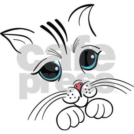 460x460 Image Result For Cat Face Drawings Tattoo Cat Face Drawing