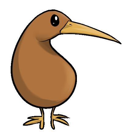 Kiwi Bird Drawing Free Download Best Kiwi Bird Drawing On