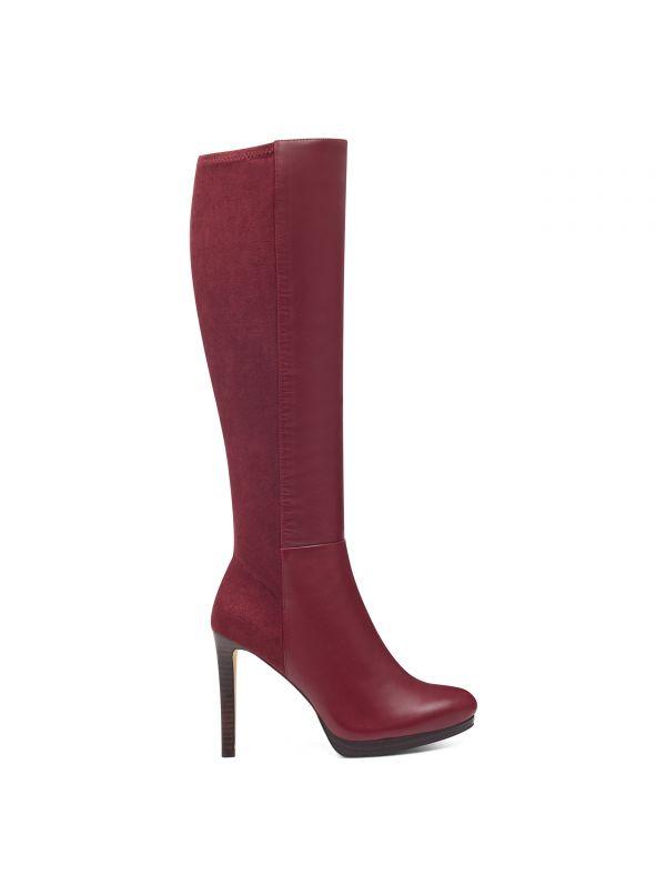 600x806 quizme platform boots nine west shoes for women nine west