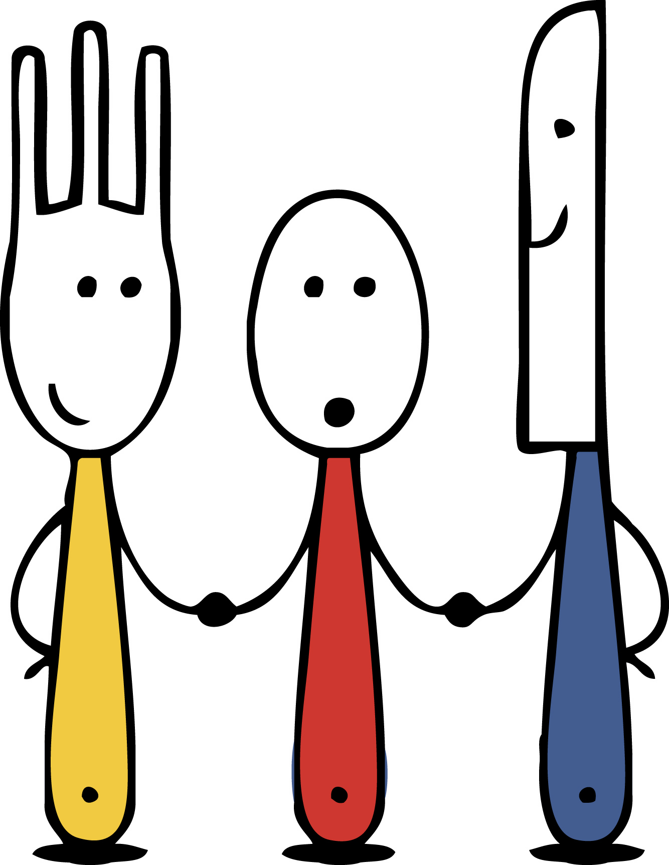 1334x1724 knife and fork fork and spoon clip art chadholtz