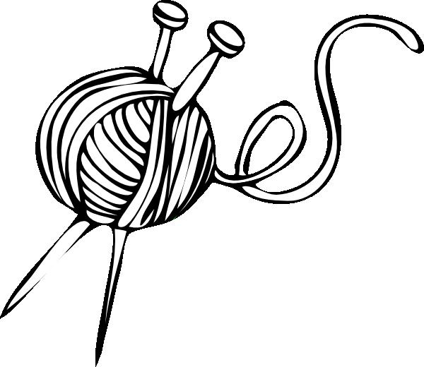 600x520 yarn and knitting needles clip art yarn knitting tattoo