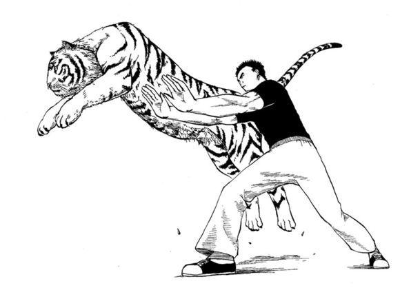 580x434 animal style kung fu drawing martial arts martial arts, kung