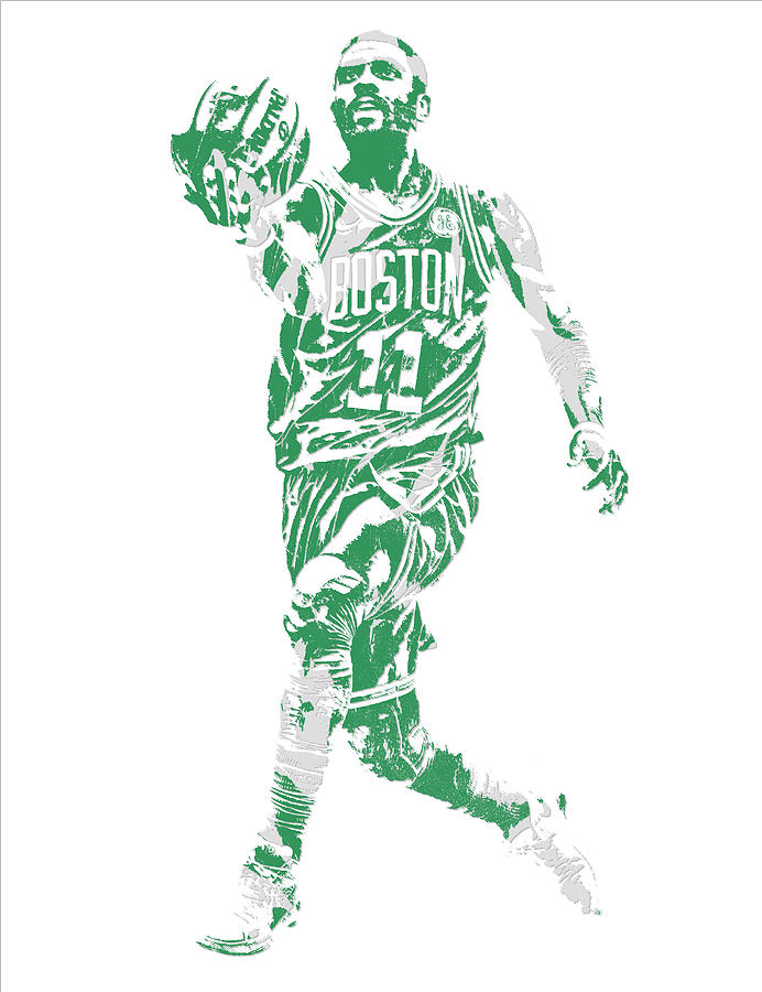 more photos e1560 84862 Kyrie Irving Drawing | Free download best Kyrie Irving ...