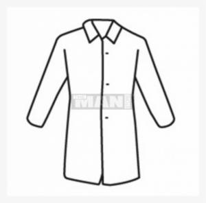 300x296 lab coat png download transparent lab coat png images for free