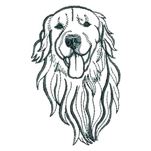 500x500 Coloring Black Lab Puppy Coloring Pages Golden Retriever Free