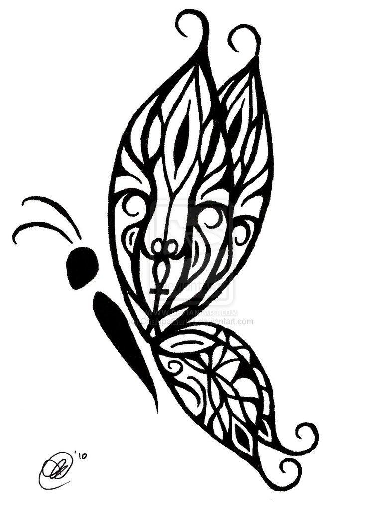 Ladybug Tattoo Drawing