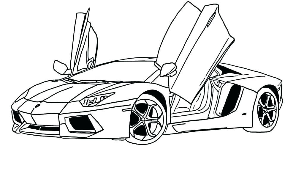 Lamborghini Veneno Drawing | Free download on ClipArtMag