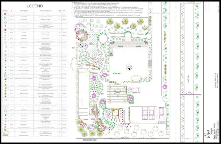 900x586 Landscape Drawings Vvm Designs