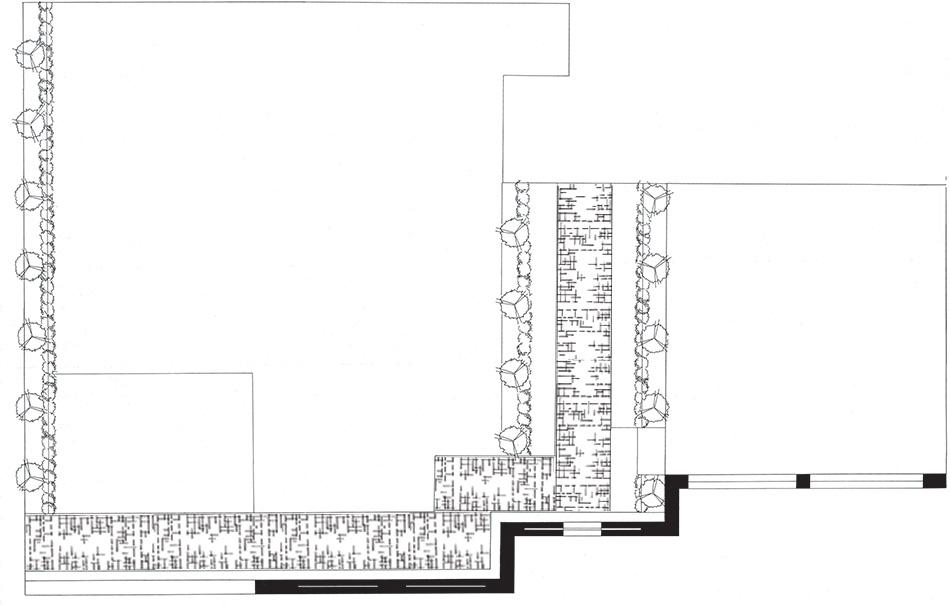 950x605 Modern Garden Design In Rugeley